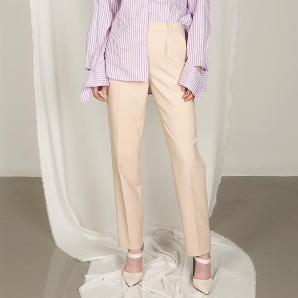 BEIGE SUIT PANTS NE8SL0820