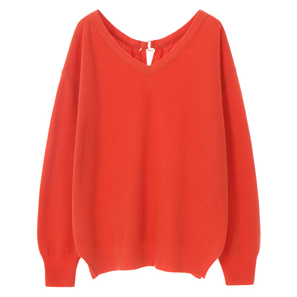 TWO-WAY KNIT_RED NE8SP0920